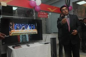 Nation's first India Post Payments Bank opens in Ranchi, Raipur