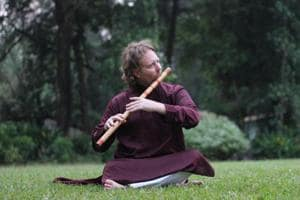 Flautist Nash Naubert