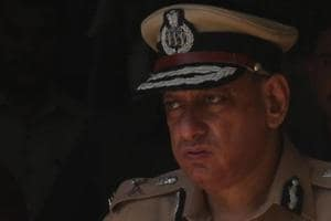 Known for his investigation skills, Rakesh Maria retires on Wednesday after 36 years of service in Maharashtra Police.(HTFILE)