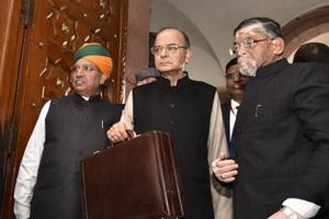 Arun Jaitley says Budget 2017 meant to help the vulnerable, not the affluent