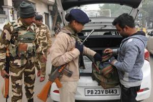 No 'bahubalis' make Punjab election arena safe: Paramilitary personnel