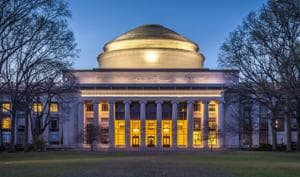Only one institute in the top 30, the Massachusetts Institute of Technology at 22nd place, represented the US.