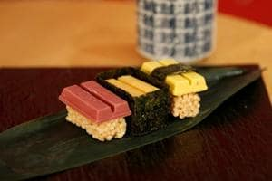 Valentine's Day calling: Nestle unveils sushi KitKats in Japan