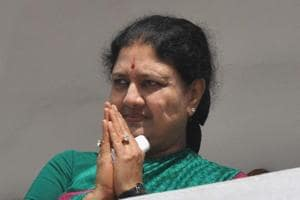 Sasikala was the chairperson and director of the now-defunct JJ TV in the 1990s.