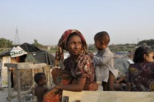 UN says Myanmar's army killed, gangraped Rohingya Muslims in ethnic cleansing