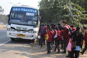 RTO to meet school authorities on Monday to enforce transport rules