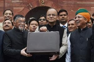 Union Budget 2017:Ministries that got the most from Jaitley's briefcase