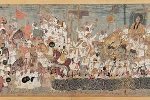 An exhibition will showcase  5,000 years of Indian history in 9 stories
