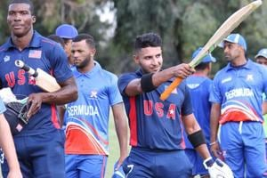 Fahad Babar's immigration lawyer had insisted that the Pakistan-born batsman return to the USA or face a 'ban' under Donald Trump's new immigration rules for Muslim countries.