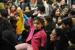 Expats, residents throng children's lit fest to enjoy storytelling sessions