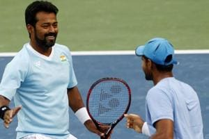 Davis Cup, live score: Leander Paes' dream shattered as India lose doubles rubber vs New Zealand