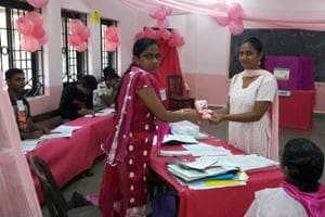 Goa elections: Pink teddy bears for first-time women voters, pens for men