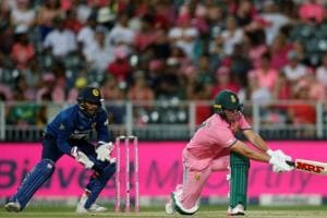 South Africa rout Sri Lanka by seven wickets, take unbeatable 3-0 lead