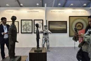 India Art Fair: A dummy's guide to sounding smart and looking smug about high art