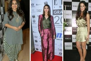 When Bollywood divas got it all wrong: Don't make these celebrity style mistakes