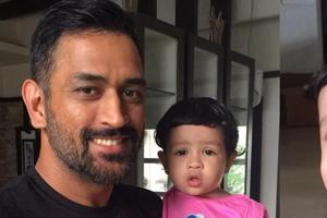 MS Dhoni and wife Sakshi's cool plans for daughter Ziva's second birthday