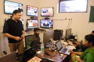 The Samajwadi Party's war room appears tech-savvy and well-organised on the surface. However, the deeper one goes, the deeper the cracks seem to run.
