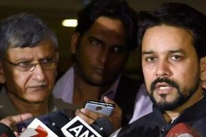 New BCCI administrators boot out officials appointed by Anurag Thakur, Shirke