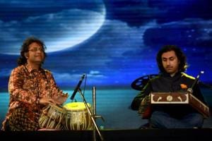 HTKala Ghoda Arts Festival: Maestro Rahul Sharma creates magic, wows crowd with melodies