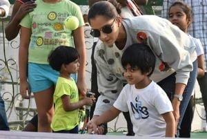 Sania Mirza comes up with grassroots-level tennis academy