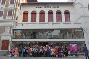 HT Kala Ghoda Arts Festival: A heritage walk shows how street theatre evolved into cinema