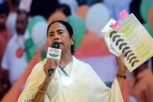 After the announcement of demonetisation, the Bengal CM has repeatedly attacked Modi, alleging that his decision to scrap Rs 500 and Rs 1,000 notes have only hurt the poor.