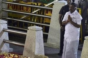 In a rather shocking turn of events, All India Anna Dravida Munnetra...