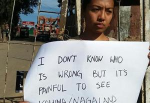 Nagaland crisis: Clash of traditional values and women empowerment