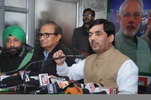 Gandhi family has conceded defeat in Uttarakhand: Sahnawaz