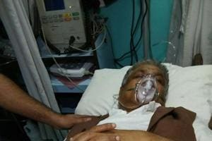 Abdul Mannan in a private hospital on Wednesday evening.
