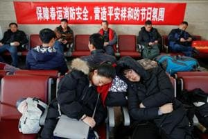 China to start fingerprinting foreign visitors for better entry-exit...