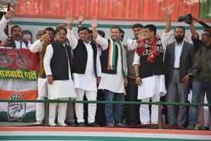 Cong-SP facing 'friendly contests' in Amethi, Rae Bareli?