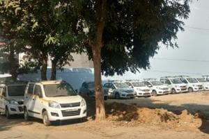 Passengers forced out of Ola, Uber-owned cabs by protesting drivers in Gurgaon