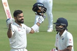 Virat Kohli's India team make it perfect 10 in the 600-club in Hyderabad Test