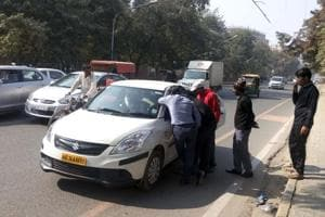 Residents suffer as Uber, Ola cabbies go on strike