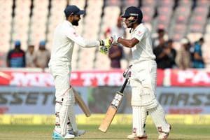 India vs Bangladesh Test: Virat Kohli 204, Wriddhiman Saha 106* put IND on top