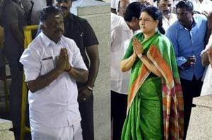 The spotlight on Tamil Nadu's political battle is on governor C Vidyasagar Rao as AIADMK general secretary VK Sasikala staked claim to form the government.