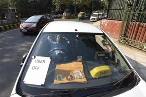 Ola-Uber strike Day 3: Commuters face the heat, aggregator opts for surge pricing