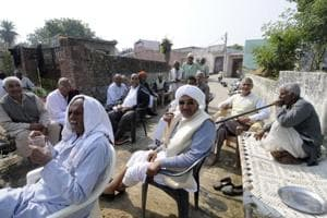 UP Polls:Seven years on, farmer agitation continues to polarise votes in Bhatta, Parsaul