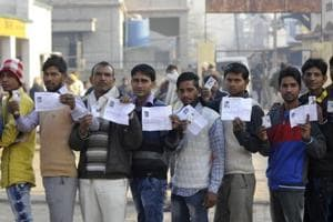 UP Polls: First-time voters happy to make their mark