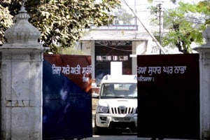 Punjab counter-intelligence team (PCIT) in a joint operation with the Patiala and Moga police arrested four persons including Nabha Jail-break mastermind Gurpreet Singh Sekhon on Sunday.