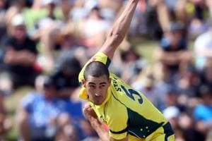 Australia cricket team pacers including Mitchell Starc will have two challenges during the four-match Test series vs India cricket team -- get used to the SGball and try to extract some help from the spin-friendly tracks.