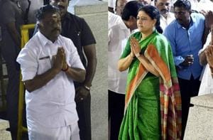 Sunday's developments take the total count of MPs backing Panneerselvam to 10. The AIADMK has 37 members in Lok Sabha. Until recently, all of them were with AIADMK general secretary VK Sasikala.