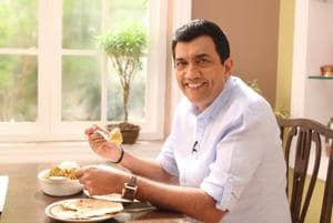 Chef Sanjeev Kapoor says he still has child-like energy when it comes to food.