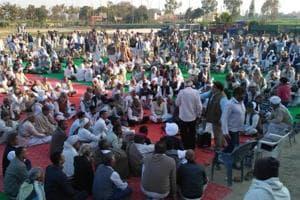 Jat quota agitation gathers steam in northern Haryana too