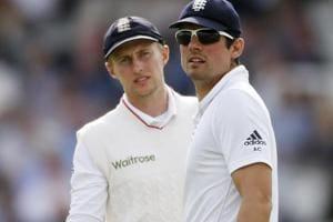 Joe Root succeeds Alastair Cook as England Test captain, Ben Stokes vice-captain