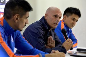 U-17 World Cup: Senior coach Stephen Constantine ready to help India boys