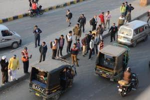Gurgaon auto drivers earn windfall from cabbies' strike