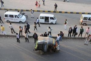 Driving is a breeze as hundreds of Ola, Uber cabs stay off roads in Delhi