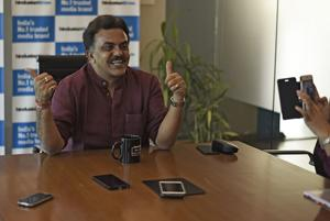 Sanjay Nirupam: Do you want goons, extortionists or a good party like Congress for Mumbai?